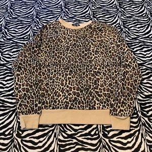 New Leopard Sweater